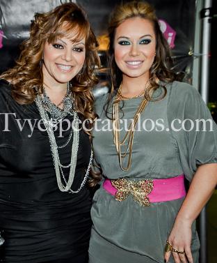 Jenni Rivera y su hija Chiquis
