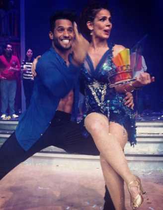 Niurka ganadora de México Baila