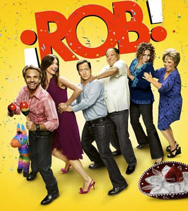 Serie Rob con Eugenio Derbez y Rob Schneider por Canal 5