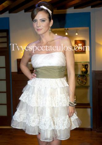 Silvia Navarro protagonista de Mi corazón es tuyo