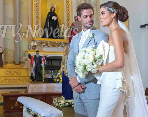 Boda de Ximena Navarrete y William Levy