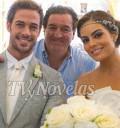 William Levy y Ximena Navarrete boda