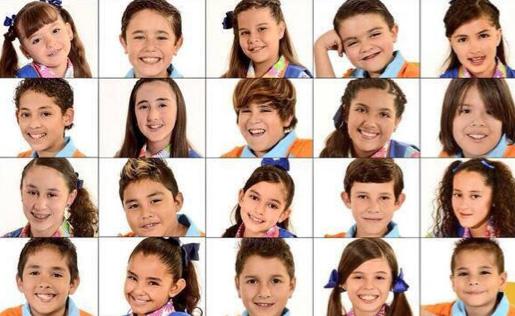 Primera generación La Academia Kids