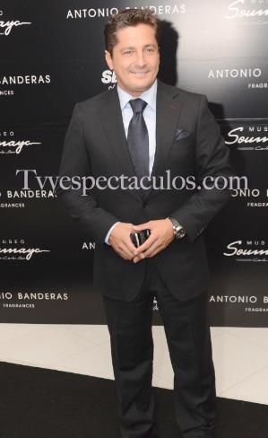 Hermano de Luis Miguel será padrino en la boda de Sherlyn