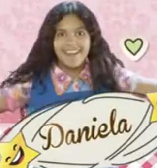Daniela Armas en La Academia Kids
