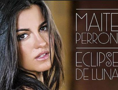 Eclipse de Luna segundo sencillo de Maite Perroni