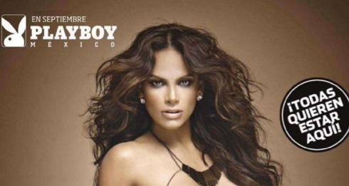 Fabiola Campomanes en Playboy