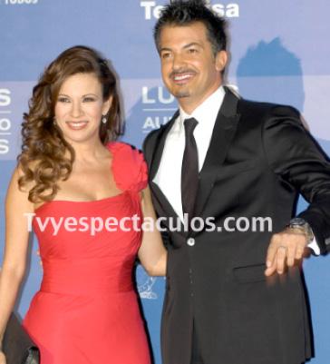 Confirman separación Fernando del Solar e Ingrid Coronado