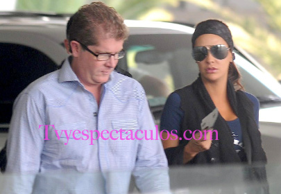 Ninel Conde con Juan Zepeda