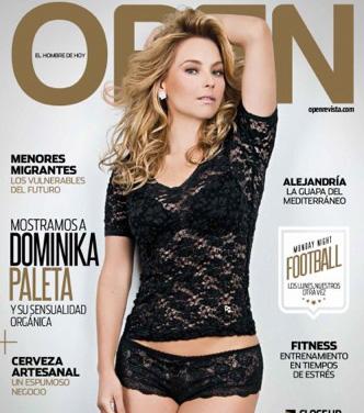 Portada Revista Open Septiembre 2013
