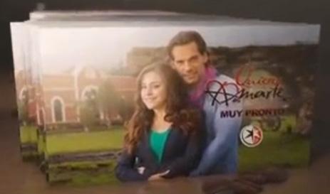 Primer Promo de Quiero Amarte de Televisa