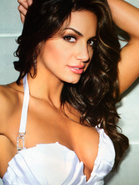 Valerie Dominguez prima de Shakira
