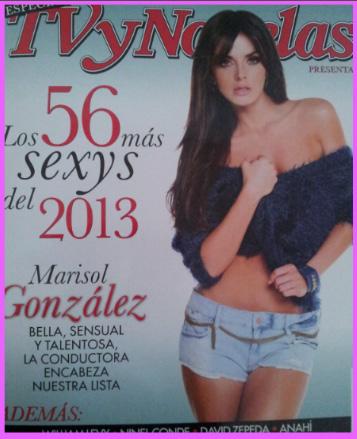 Tvynovelas los más sexys de 2013