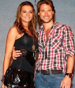 Cecilia Galliano y Sebastian Rulli