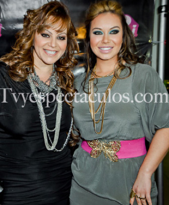 Chiquis Rivera quiere trabajar con Gloria Trevi