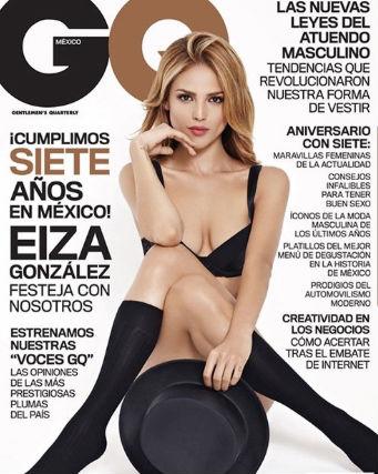 Eiza González en GQ