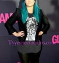 Demi Lovato en 15 aniversario de Glamour