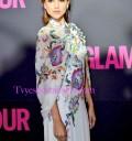 Eiza González en 15 aniversario de Glamour