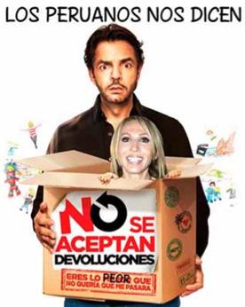 Los peruanos no quieren la devolución de Laura Bozzo