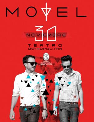 Motel 30 de noviembre en el Teatro Metropolitan