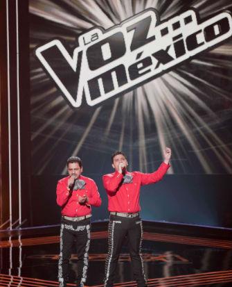 Los Raules de La Voz México