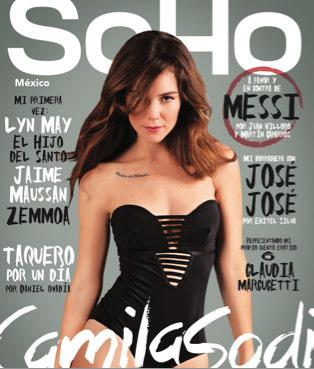 Soho Camila Sodi