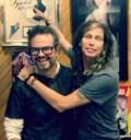 Steven Tayler con Aleks Syntek