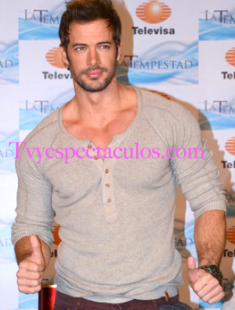 William Levy se retira temporalmente de las telenovelas