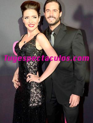 José Ron y Ariadne Díaz vivirán juntos