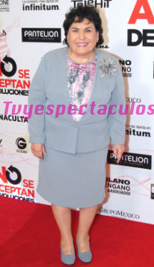 Carmen Salinas para diputada por el PRI