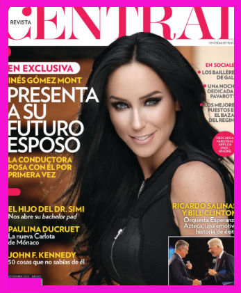 Revista Central Inés Gómez Mont