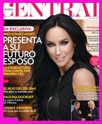 Revista Central Inés Gómez Mont