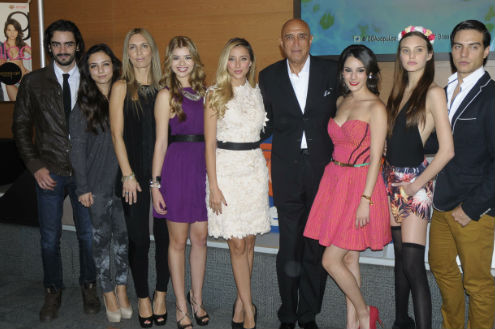 elenco de Gossip Girls Acapulco