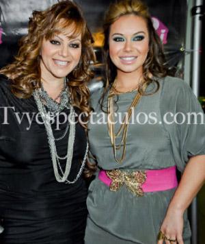 Jenni Rivera y Chiquis