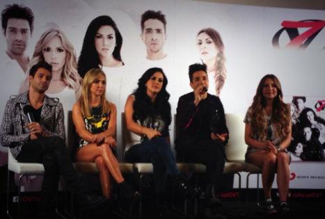 OV7 en conferencia de Prensa