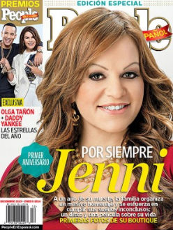 Jenni Rivera en People en Español