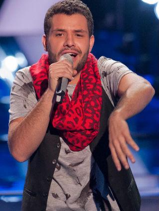 Santiago Ogarrio de La Voz México