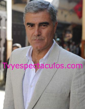 Saúl Lizaso protagonista de Las Bravo de Tv Azteca