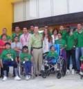 Manuel Velasco y Anahí en CRIT Chiapas