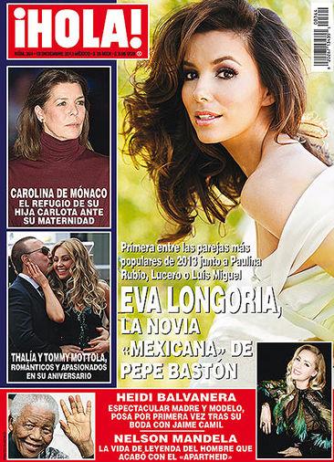 Eva Longoria en Hola