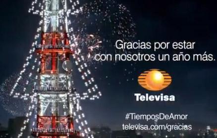 Video de Televisa Navidad 2013