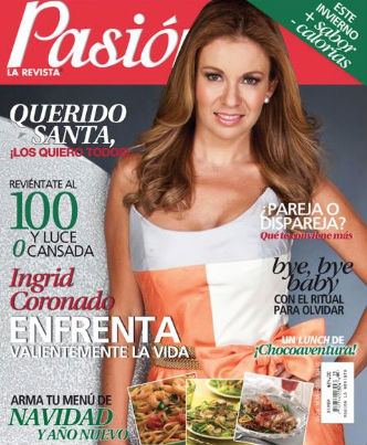 Revista Pasión con Ingrid Coronado