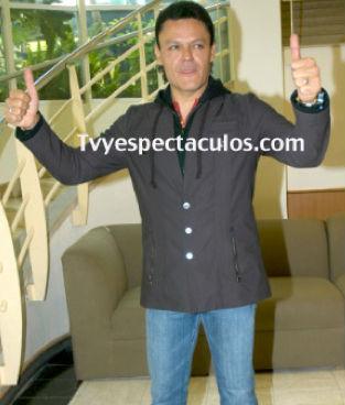Pedro Fernández podría protagonizar Dulce Amor