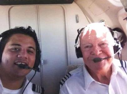 Piloto del avión donde murió Jenni Rivera