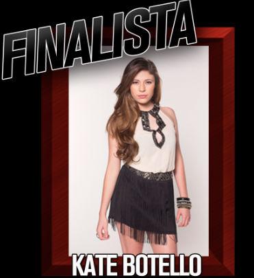 Kate Finalista de La Voz México