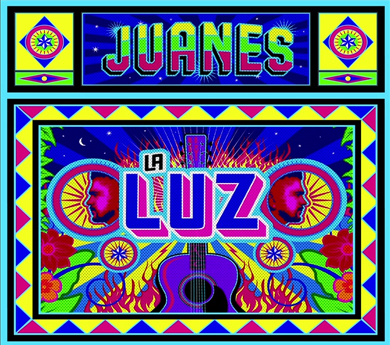 Portada de La luz sencillo de Juanes