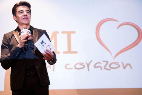 Inicio de Mi corazón 9 de junio por Televisa