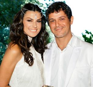Alejandro Sanz y Raquel Perera esperan bebé