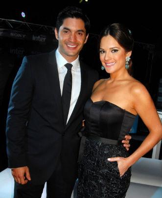 Daniel Elbittar y Sabrina Seara