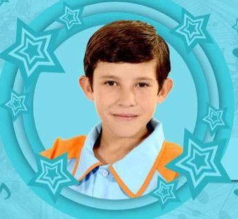 Eddy Ganador de La Academia Kids